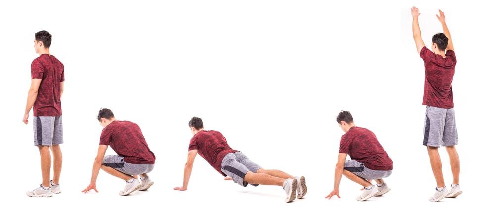 mouvements de Cross training