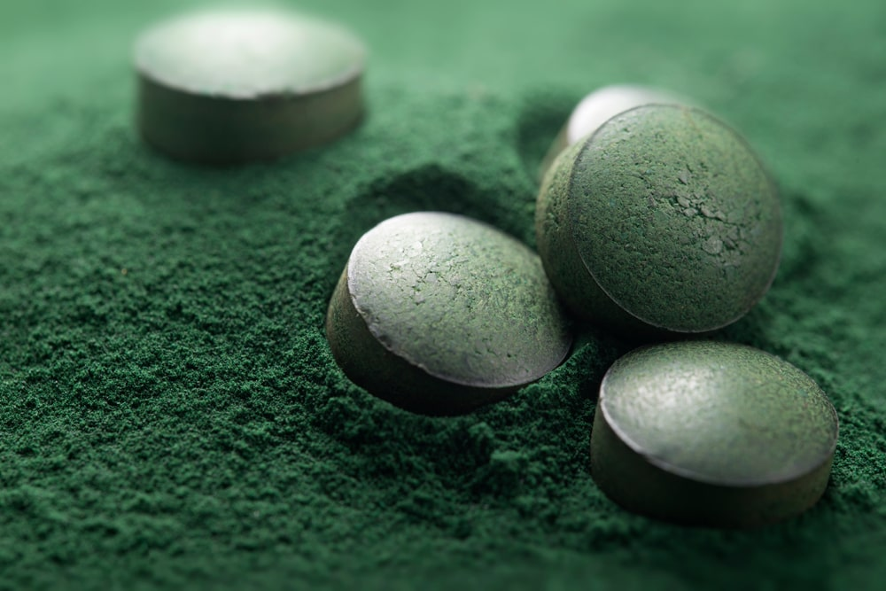 spiruline crosstraining