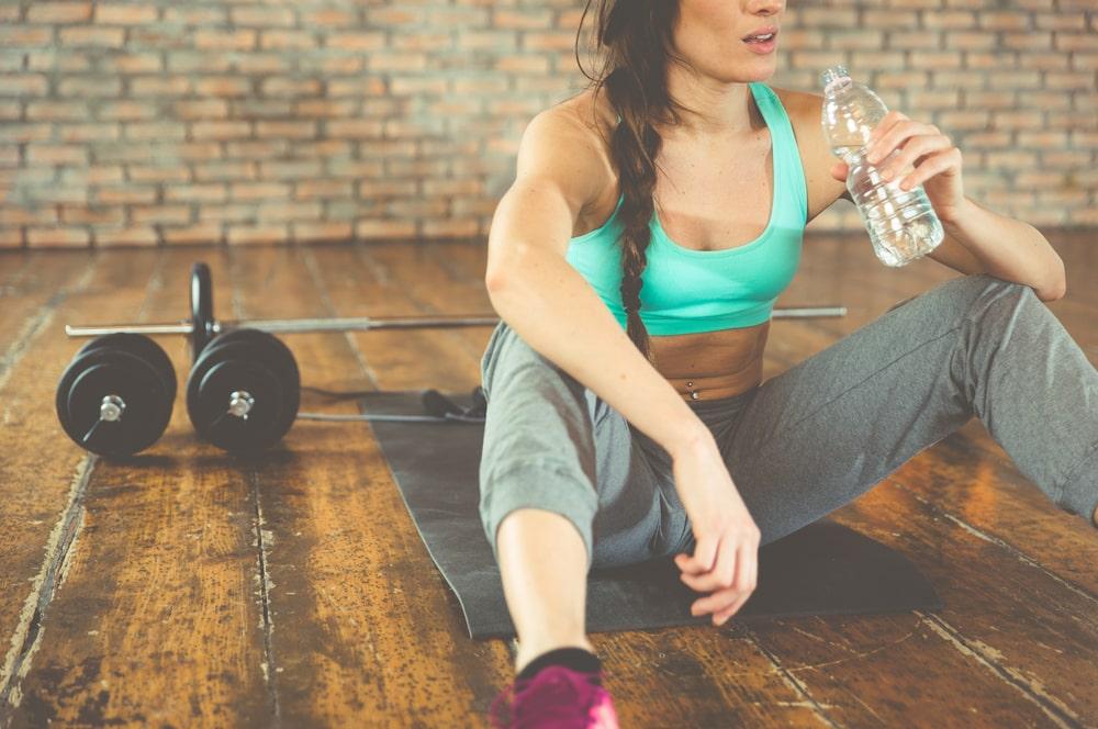 quelles boissons pendant et après l'entraînement ?